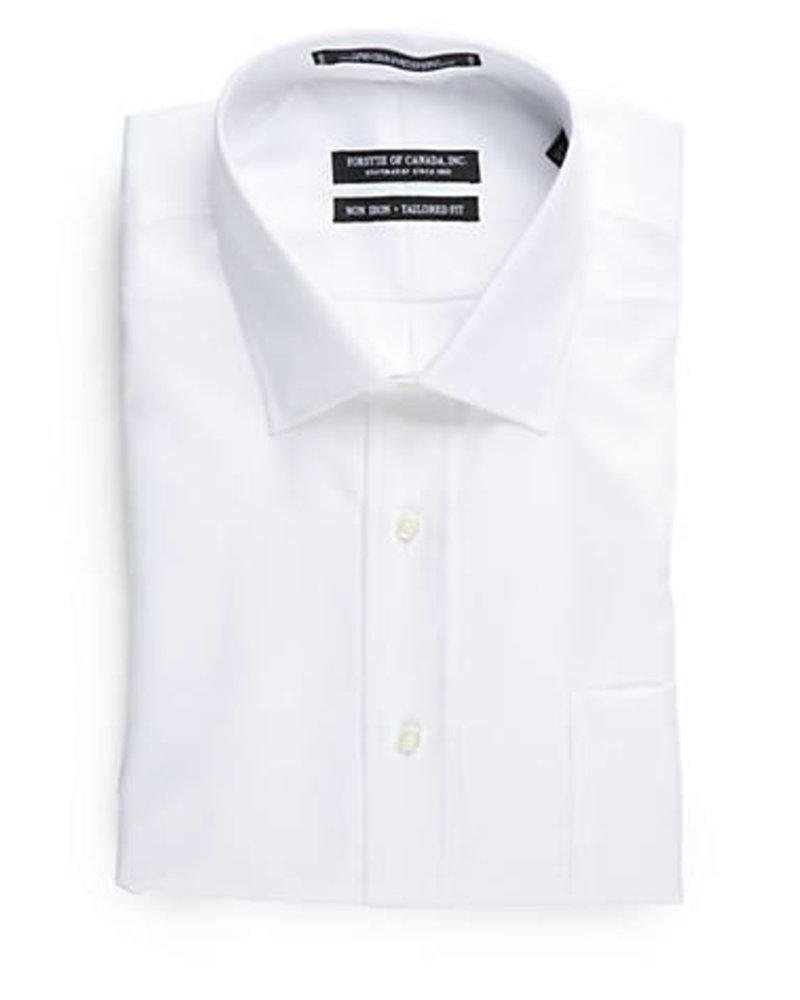 Forsyth Forsyth of Canada White Non-Iron Dress Shirt