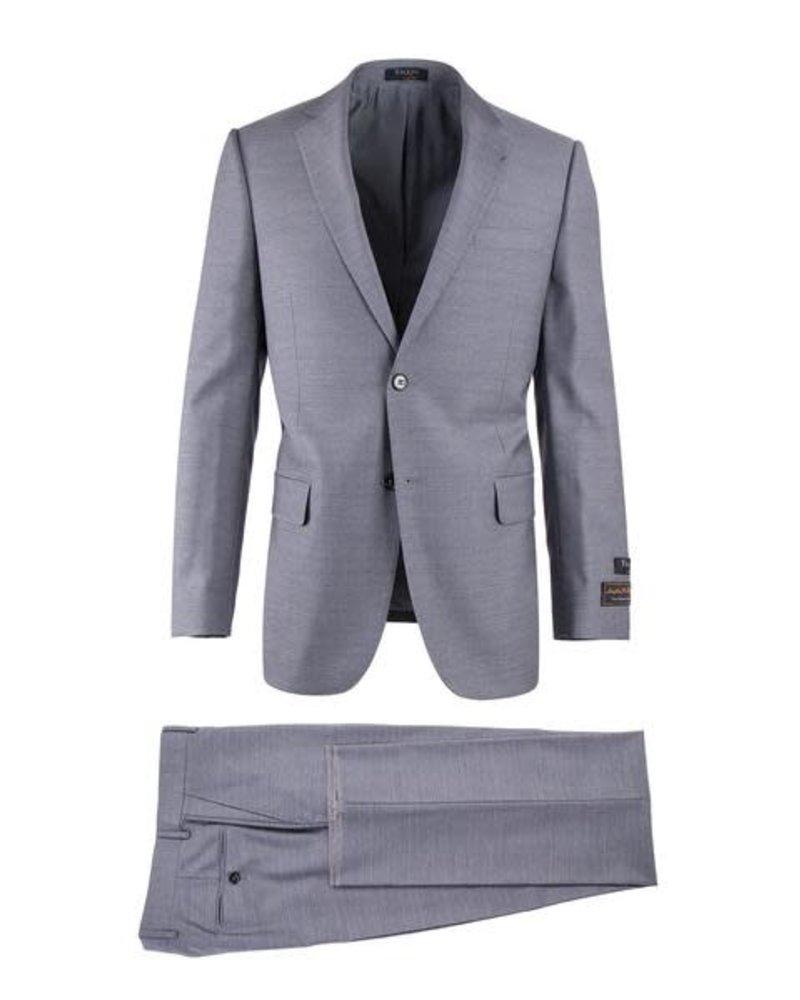 Tiglio Tiglio Novello Grey Modern Fit Suit