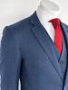 Halberstadt's Platinum Blue Vested Suit