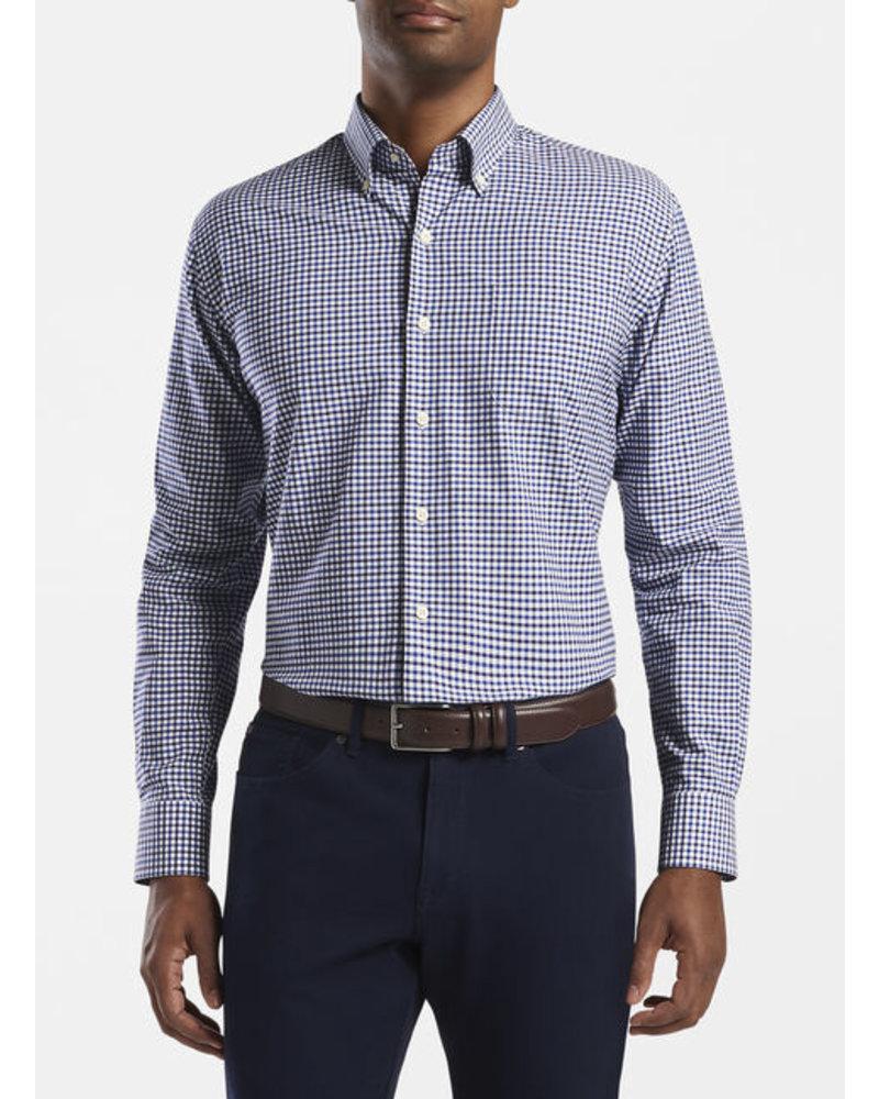Peter Millar Peter Millar Ferdinand Cotton-Blend Sport Shirt