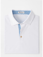 Peter Millar Solid Performance Mesh Polo