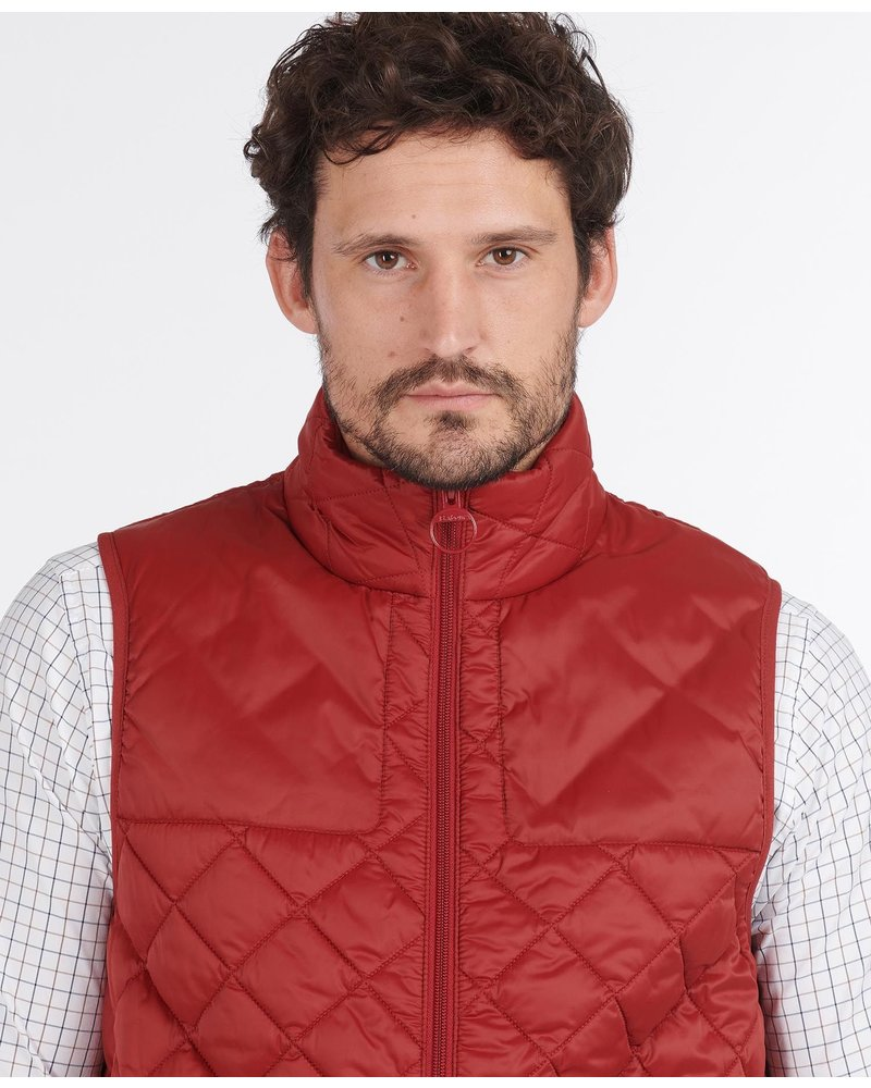 Barbour Barbour Mitchell Gilet Lobster