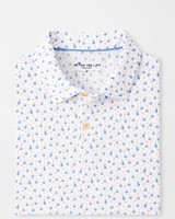 Peter Millar Drirelease Natural Touch Coconut Cocktails Polo