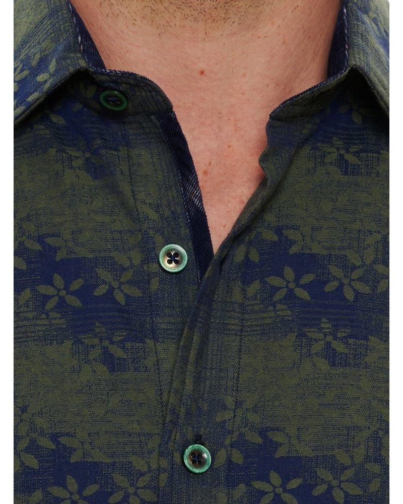 Robert Graham Avalon Long Sleeve Sport Shirt