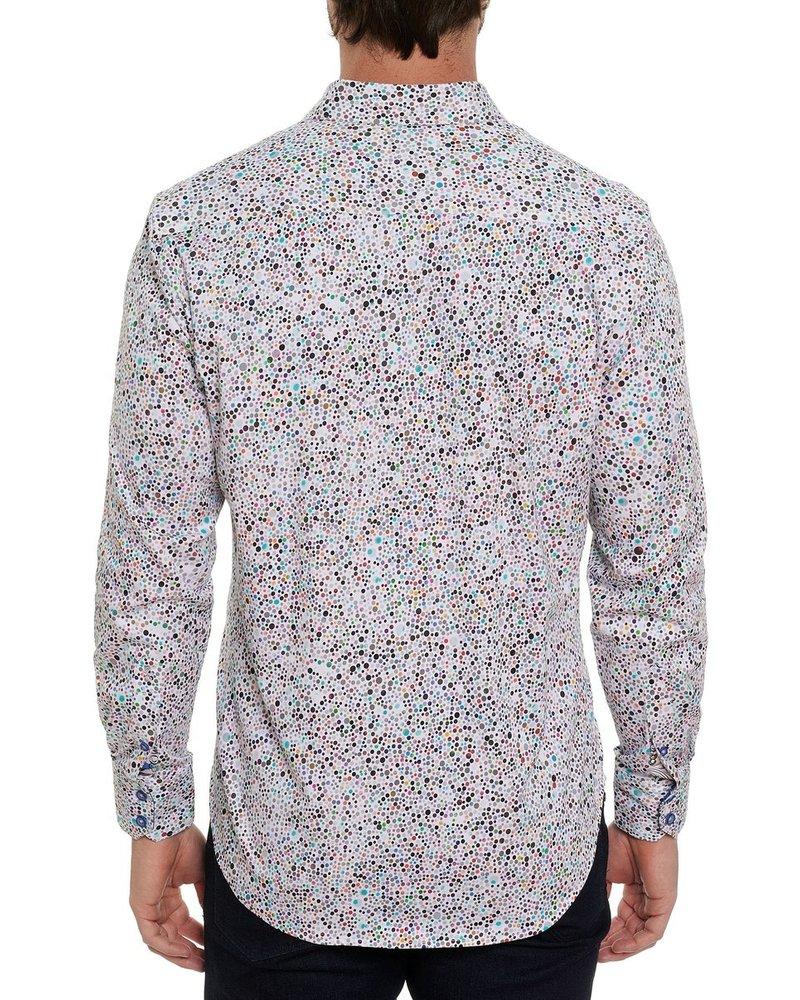 Robert Graham Brisbane Long Sleeve Sport Shirt