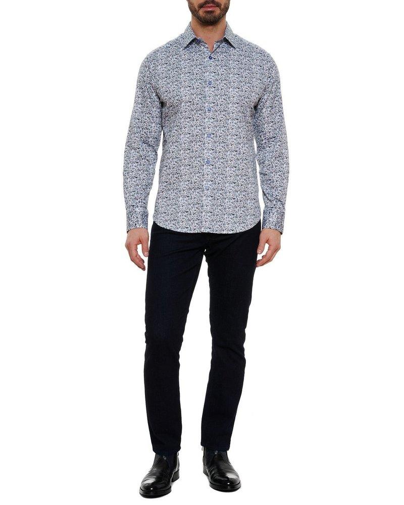 Robert Graham Barbera Long Sleeve Sport Shirt