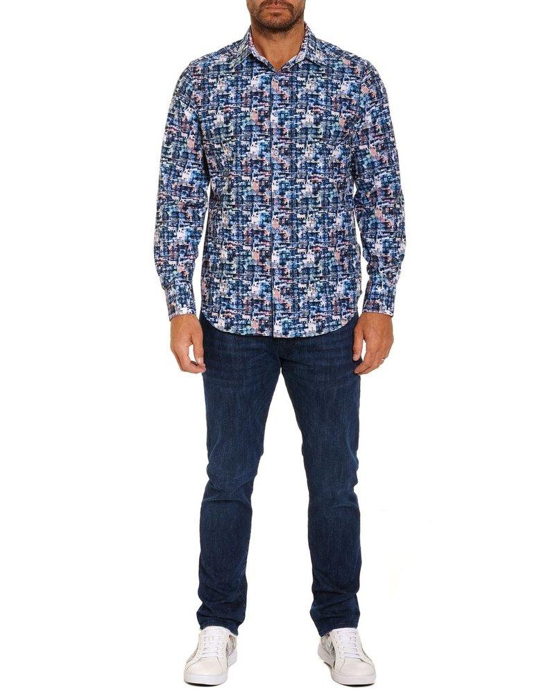 Robert Graham Pismo Long Sleeve Sport Shirt