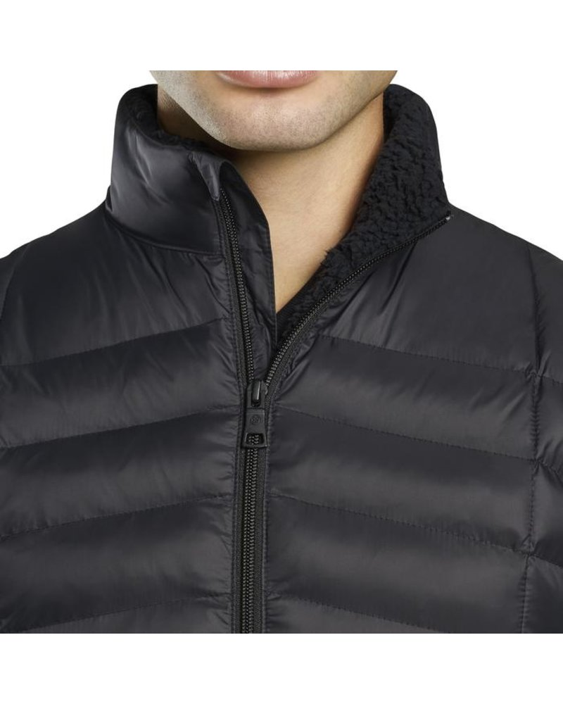 G/FORE Blackout Quilted Sherpa Vest