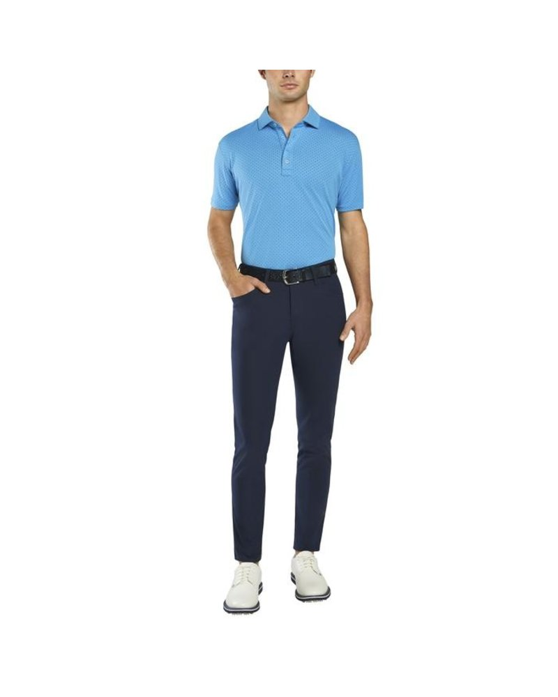 G/FORE Jaquard Dot Polo