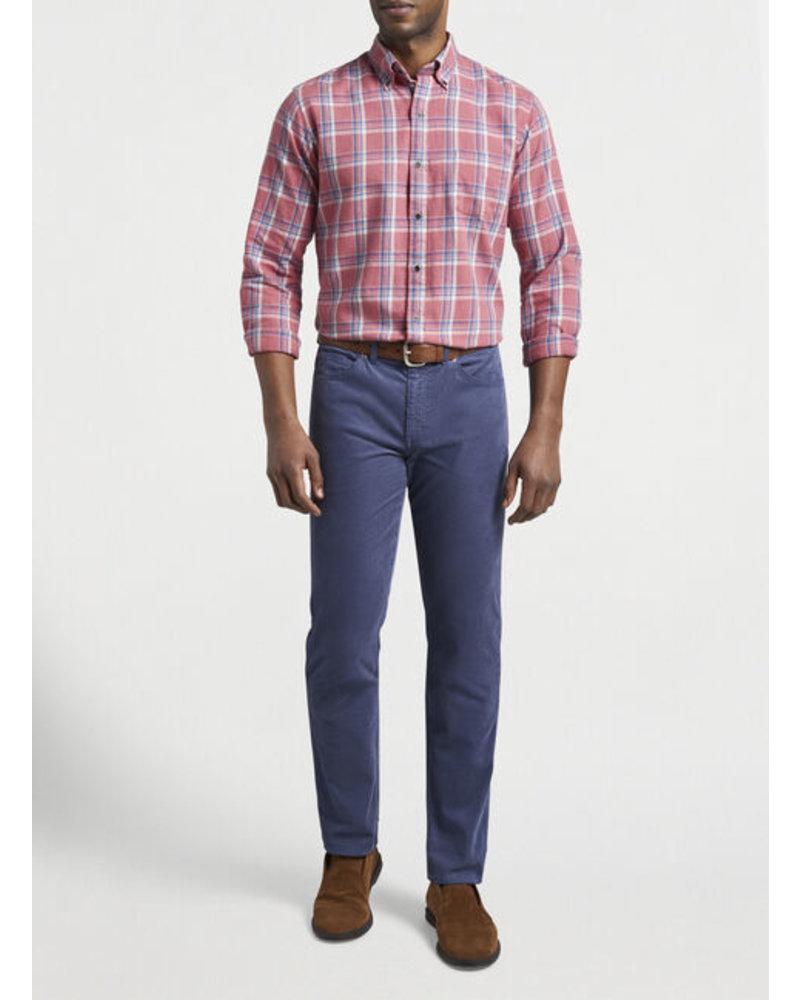 Peter Millar Sherbrook Cotton Sport Shirt