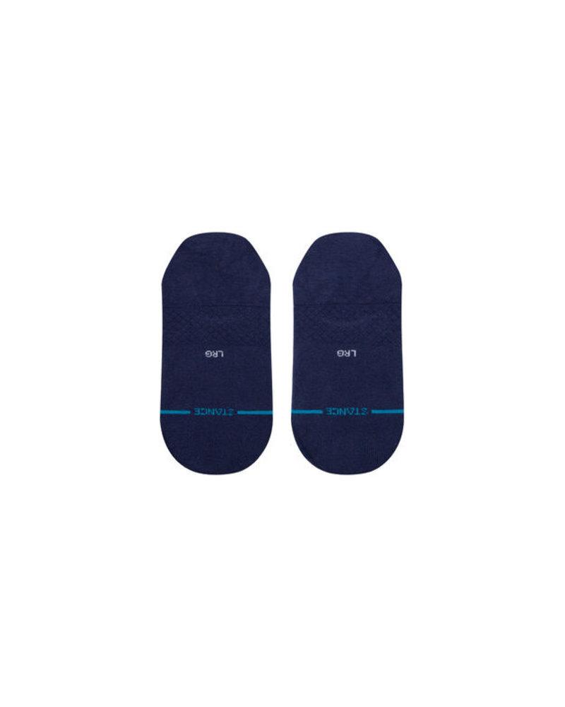 Stance Icon No Show Socks Navy