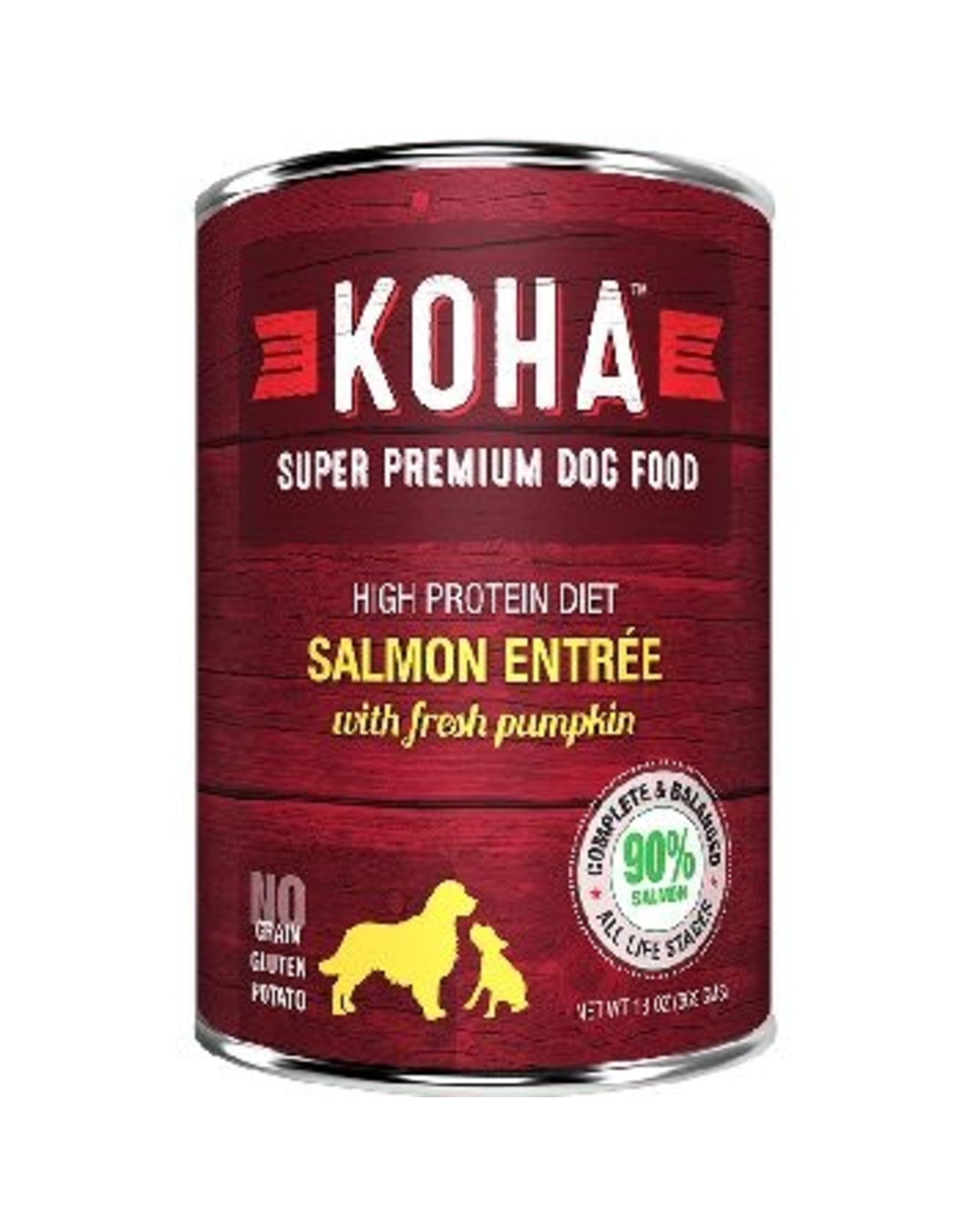Koha Limited Ingredient Salmon