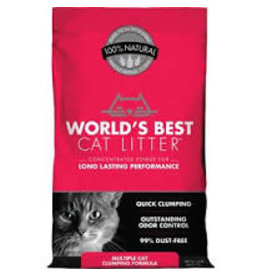 World's Best Cat Litter Red 28lb
