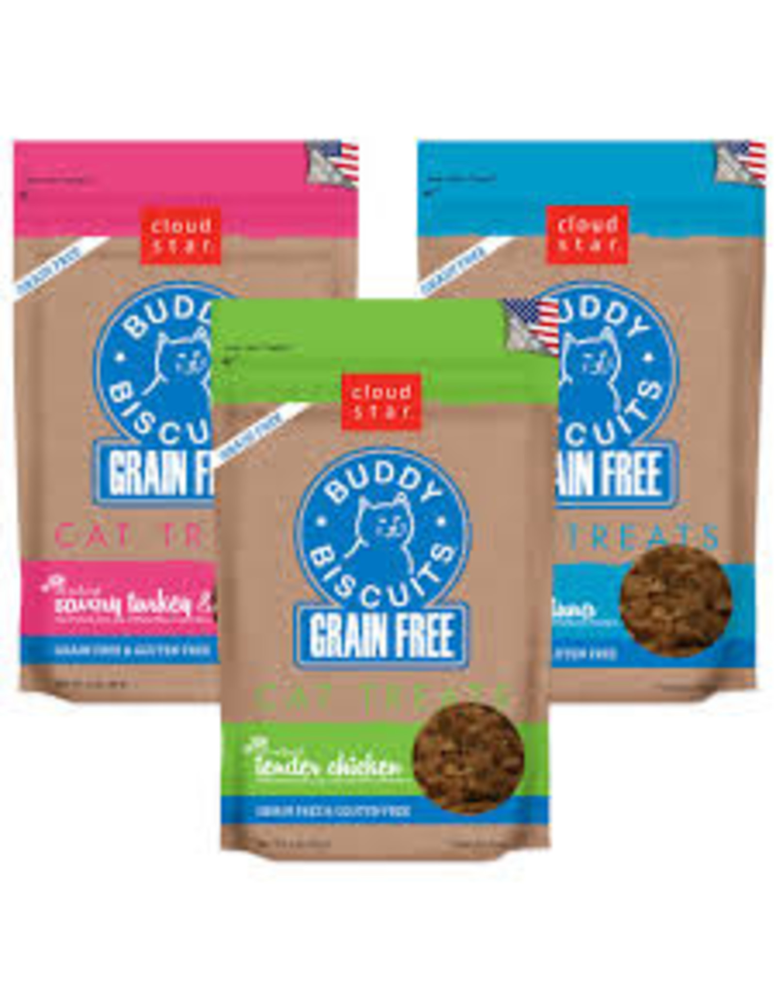 Southeast Pet Buddy Biscuits Grain Free Tuna