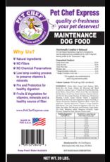 Pet Chef Express PCE Maintenance 5#
