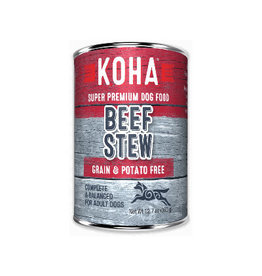 Koha Koha Dog Can GF Beef Stew