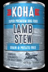 Koha Koha Lamb Stew