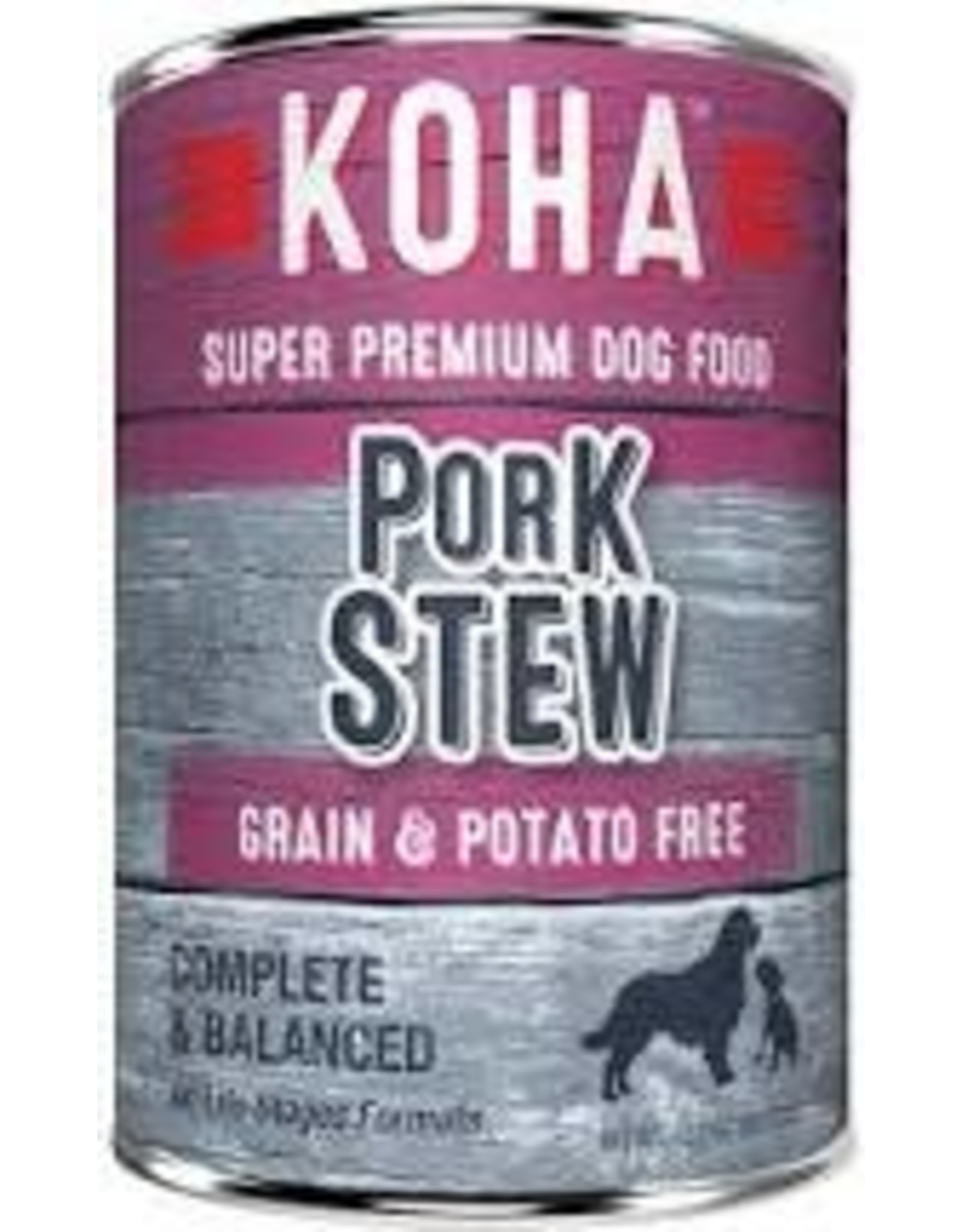 Koha Koha Pork Stew