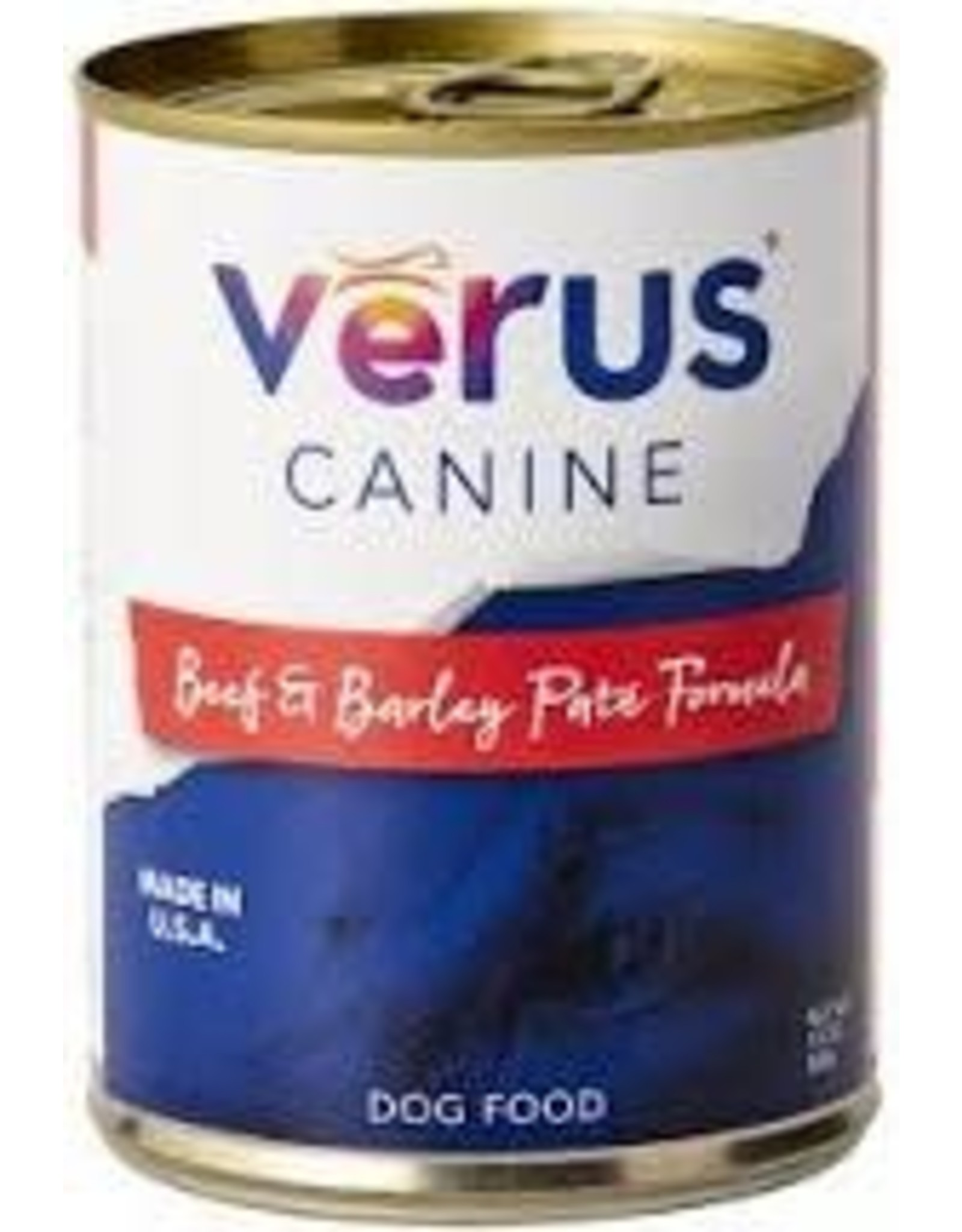 Verus Pet Foods Verus Beef & Barley Canned