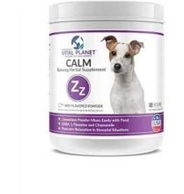 Vital Planet Vital Planet Calm Dog Tabs 60 ct.