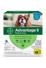 50/50 Pet Supply Advantage (Teal) 11-20 lbs each