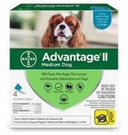 50/50 Pet Supply Advantage (Teal) 11-20 lbs each