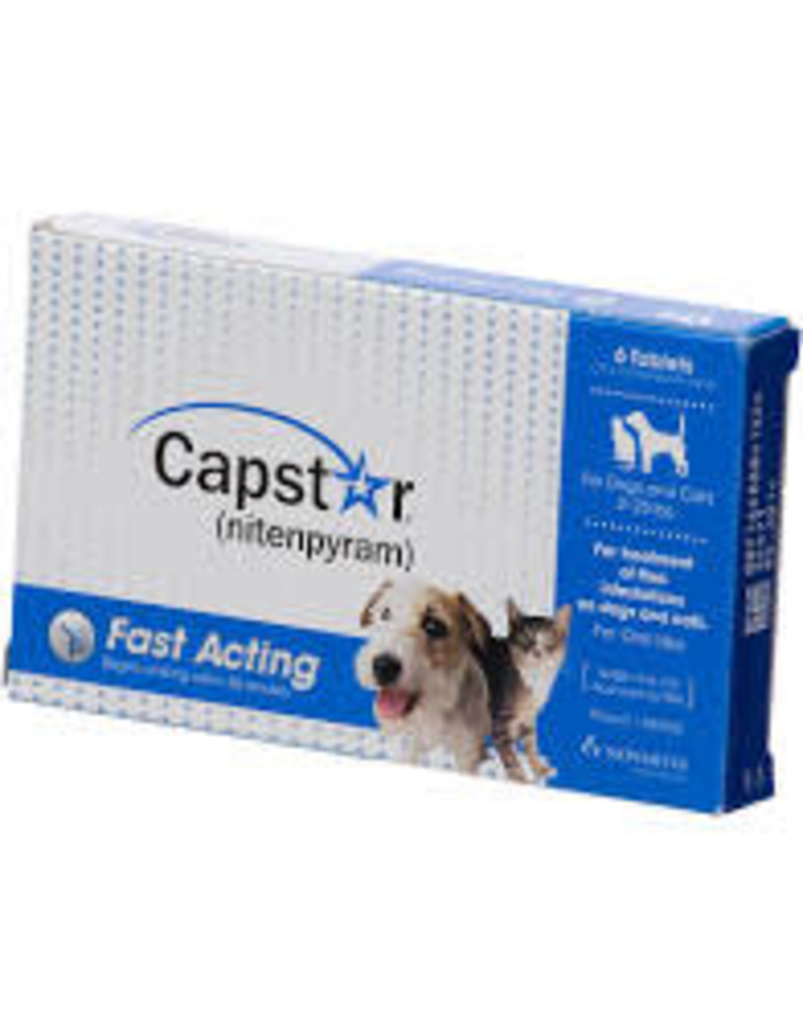 50/50 Pet Supply Capstar 2-25 lbs each