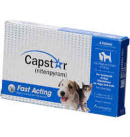 50/50 Pet Supply Capstar 25 lb and Over, each