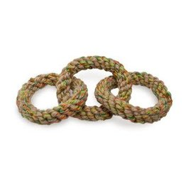 Define Planet Define Planet Triple Ring Rope Toy Med