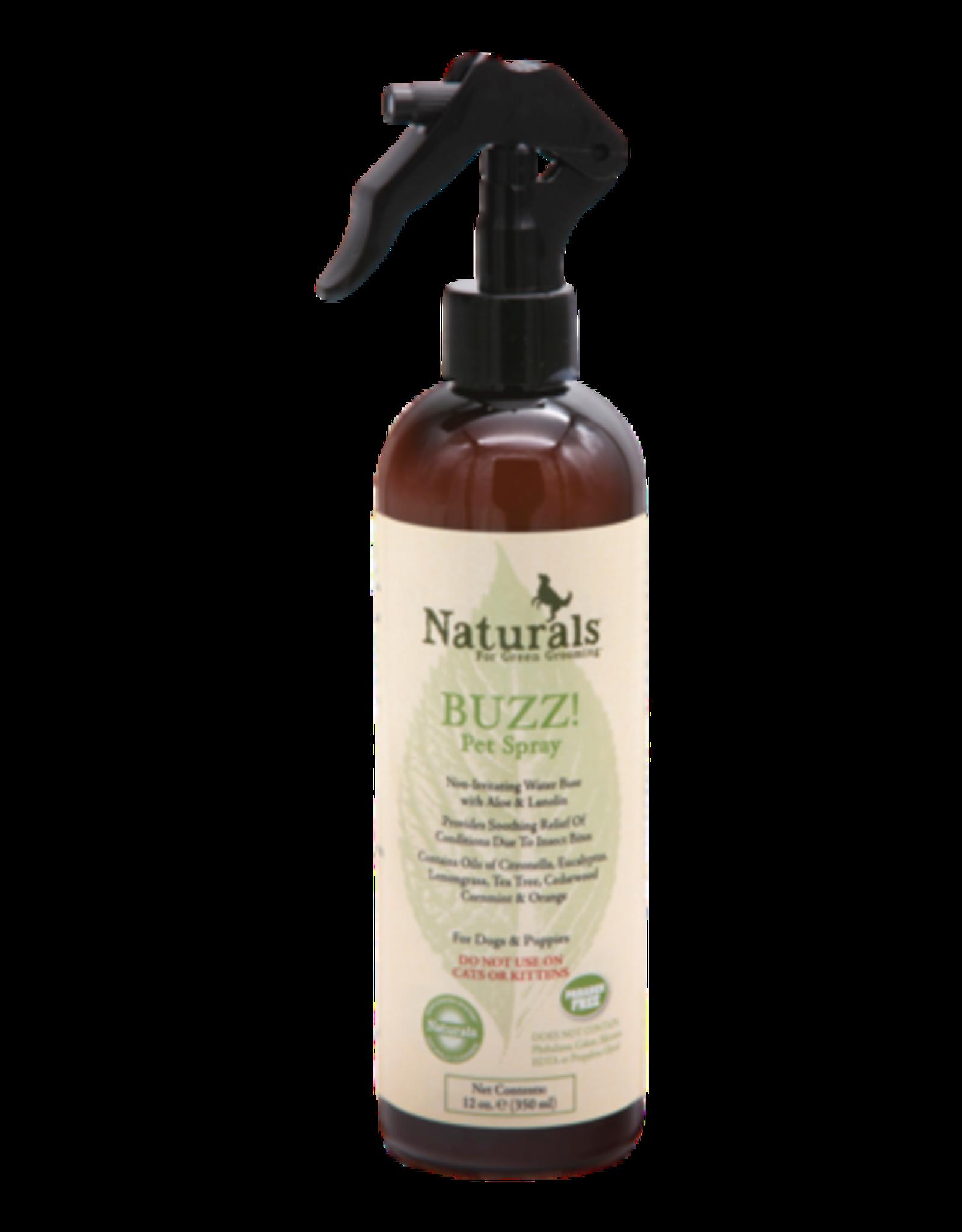 Show Season Naturals Buzz Pet Spray