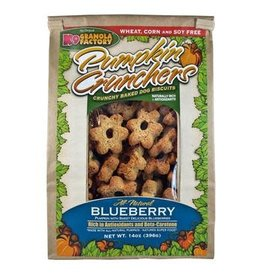 K9 Granola K9 Granola Factory Pumpkin Crunchers Blueberry