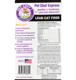 Pet Chef Express PCE  Lean Cat