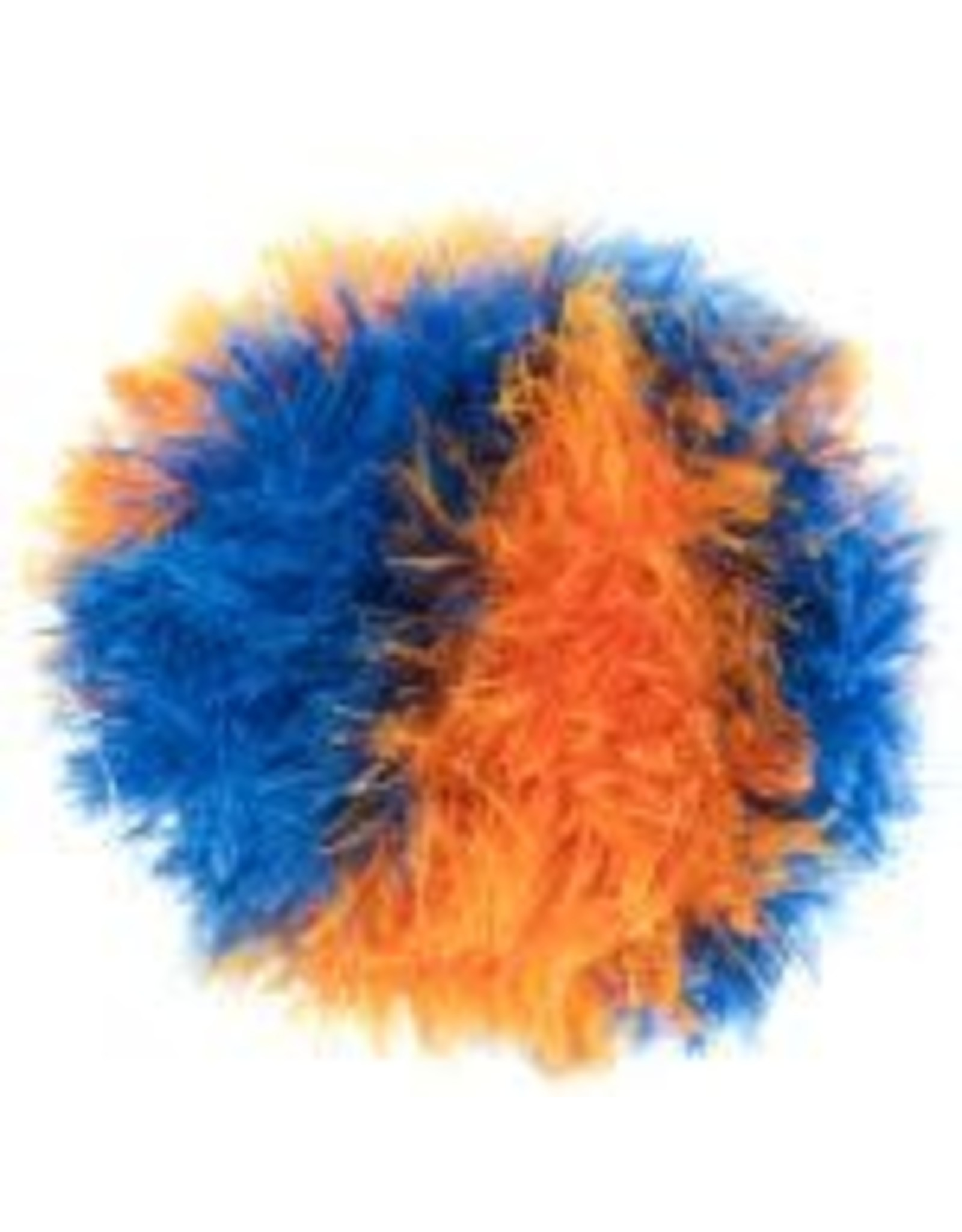Oomaloo OoMaloo Ball Medium Blue Orange
