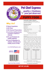 Pet Chef Express PCE Puppy 40#