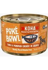Koha Koha Poke Bowl Tuna & Pumpkin Cat Food