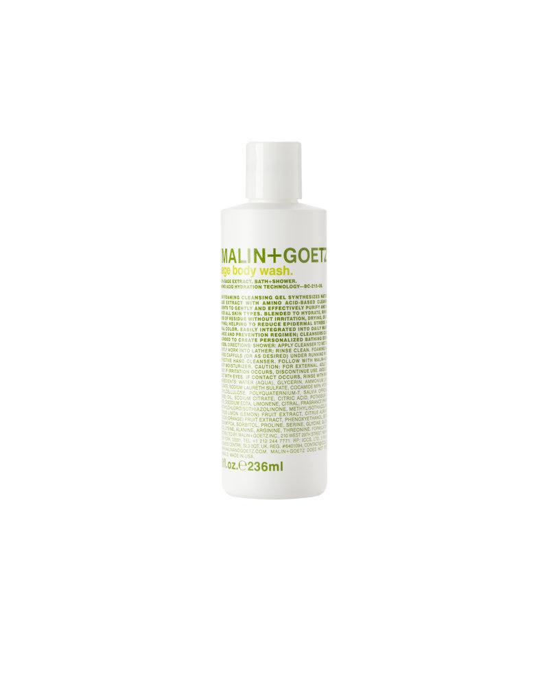 Malin+Goetz Malin+Goetz Sage Body Wash