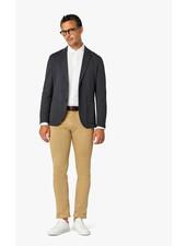 34 Heritage Cool Slim Leg Jeans in Camel Comfort