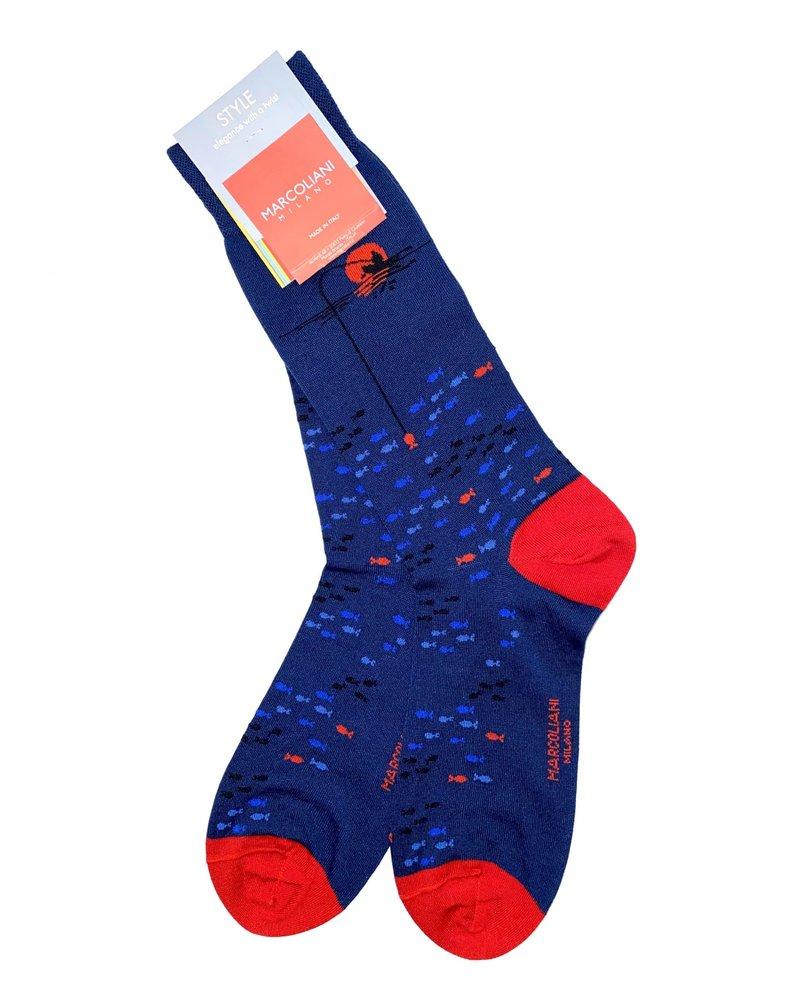 Marcoliani Marcoliani Pattern Socks