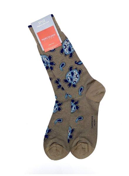 Marcoliani Paisley Socks