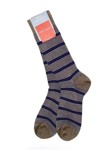Marcoliani Stripe Socks