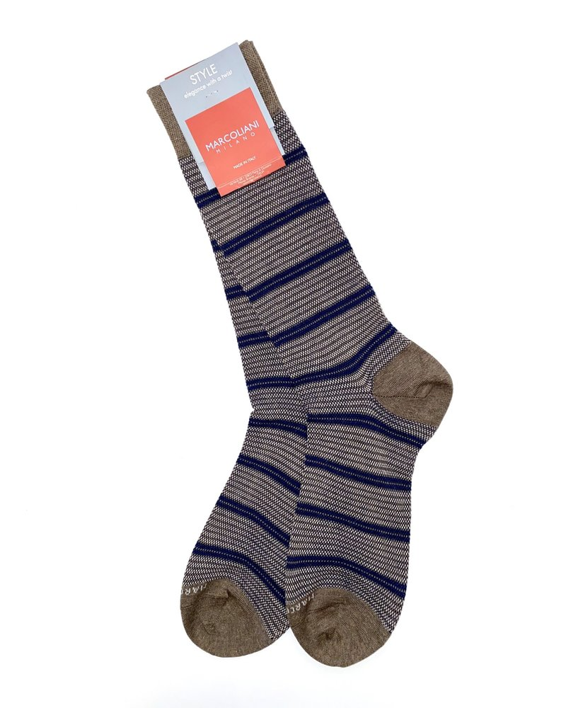 Marcoliani Marcoliani Stripe Socks