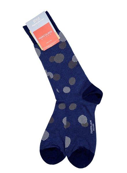 Marcoliani Polka Dot Socks