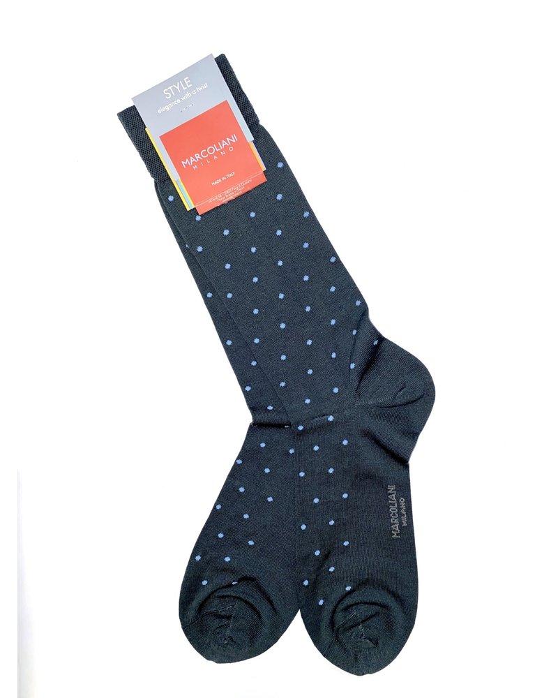 Marcoliani Marcoliani Polka Dot Socks