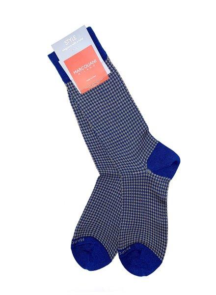 Marcoliani Micro Print Socks