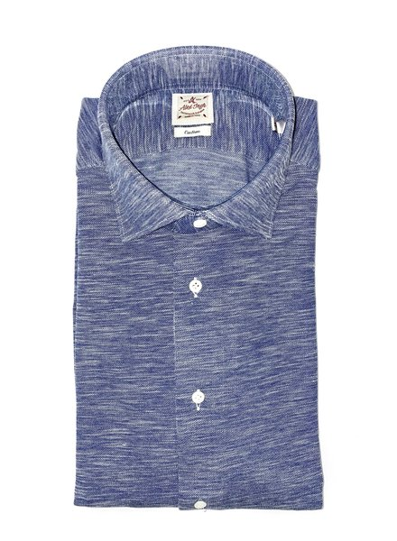 Alex Ingh Textured Jersey Shirt