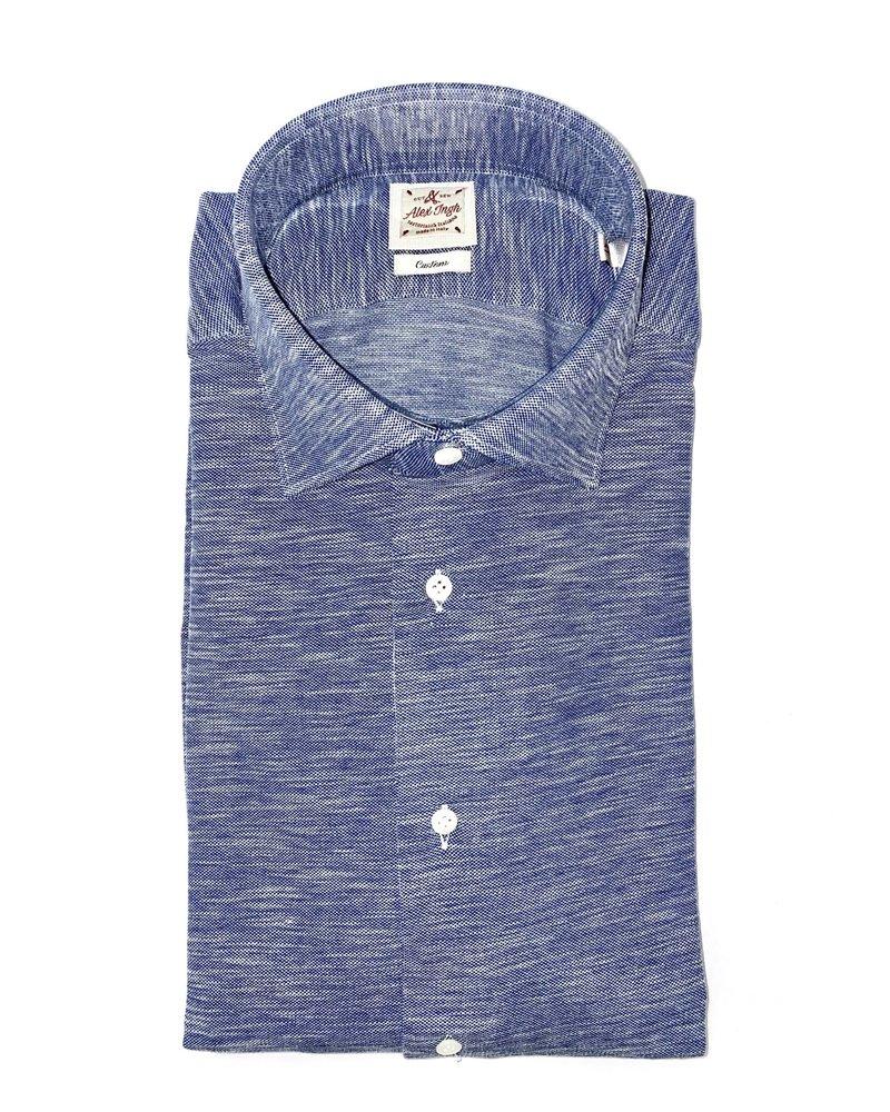 Alex Ingh Alex Ingh Textured Jersey Shirt