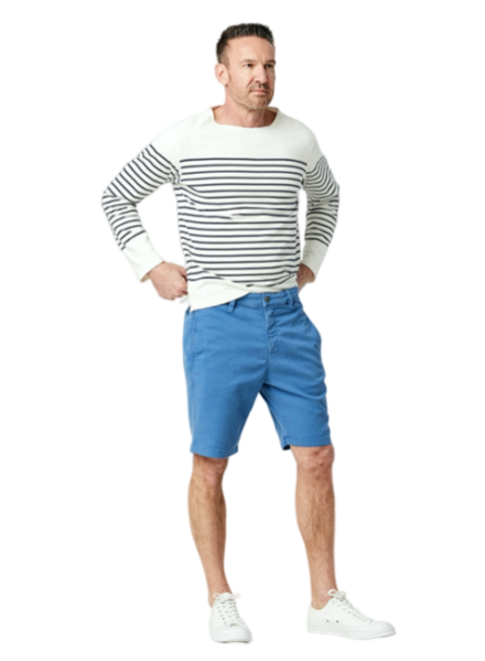 34 Heritage Nevada Shorts - Royal Soft Touch