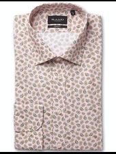 Sand Paisley Print Shirt