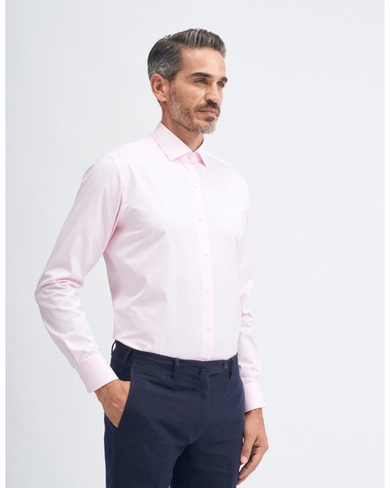 Xacus Xacus Classic Stretch Cotton Shirt