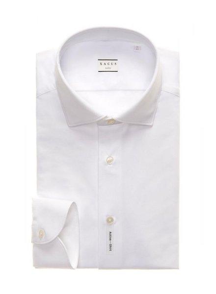 Xacus Basic Spread Collar Active Shirt